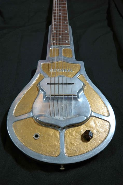 Elã Ctric by National Electric Hawaiian Steel Electric Guitar