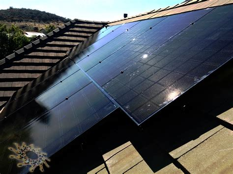 One More High Quality Solar Panel Installation In Thousand