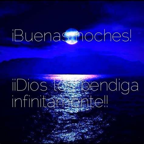 ¡Buenas noches ¡¡Dios los bendiga infinitamente