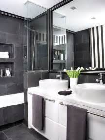 bathroom ideas grey and white black and grey bathrooms 2017 grasscloth wallpaper