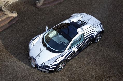 Porcelain Bugatti Veyron Grand Sport gallery - Pictures | Evo