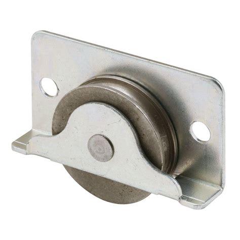 prime     steel ball bearing wheel closet door