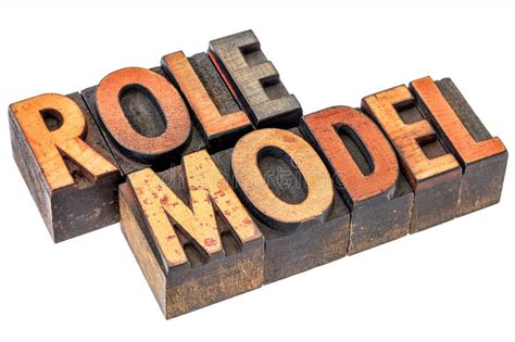 role model qualities stock photo image  quality