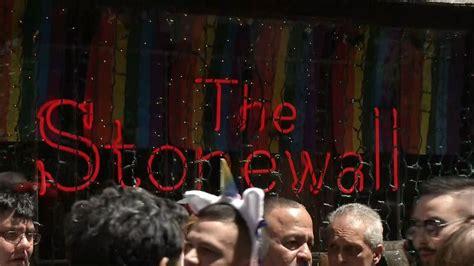 police commissioner apologizes stonewall raid