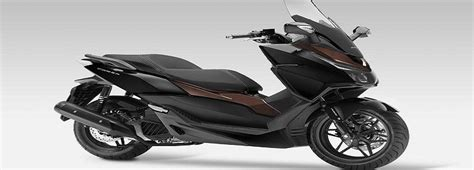 2017 honda forza abs 300 125 review specs price features - Honda Forza 2017