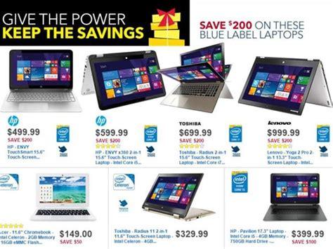 Best Buy Black Friday 2014 Laptop, Desktop Deals Include