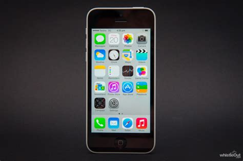 apple iphone 5c review apple iphone 5c review whistleout