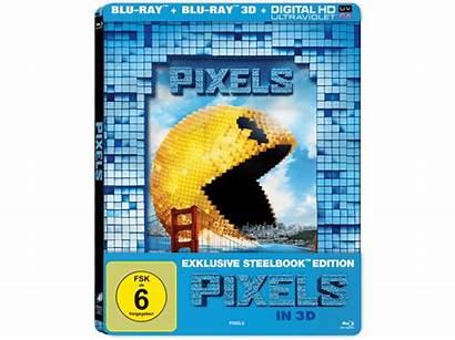 Pixels Steelbook Lenticular Edition Ab Anunciado Alemania