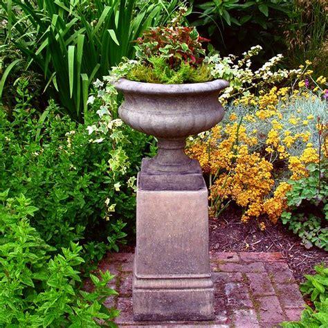Outdoor Vases And Urns by Garden Urn Garden Planters Pots