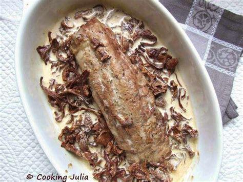 cuisine filet mignon recettes de filet mignon de porc de cooking