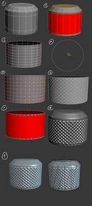 Thomas R W Butters Blog  3ds Max Diamond Pattern Tutorial