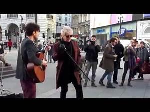 Rod Stewart - Impromptu street performance Handbags And ...