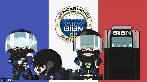 Rainbow Six Siege - GIGN fan art by Crusader1291 on DeviantArt