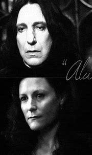 Severus Snape & Lily Evans Fan Art: Snape + Lily = Always♥ ...