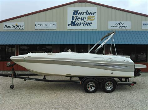 Nautic Boats by Used Nautic Deck Boat Boats For Sale Boats
