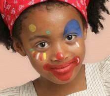 Modele Maquillage Carnaval Facile : grimtout maquillage l 39 eau petite clown maquillage enfants pinterest modele maquillage ~ Melissatoandfro.com Idées de Décoration