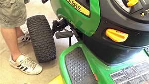 John Deere D170 54 U0026quot  Lawn Tractor - Review