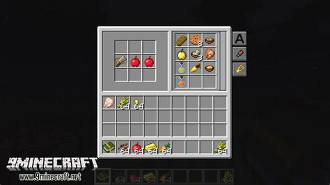 Cooking for Blockheads Mod 1.12.2/1.11.2 (Make Cooking