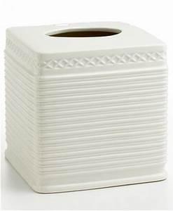 closeout martha stewart collection quottrousseauquot tissue With martha stewart bathroom accessories