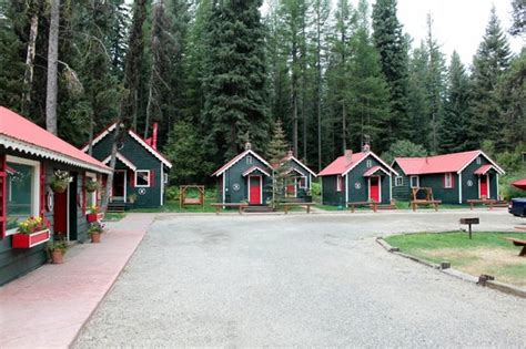 Brundage Bungalows  Updated 2018 Prices & Campground
