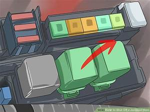 How To Shut Off A Jammed Horn  10 Steps  With Pictures