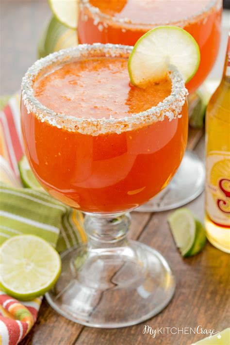 chavela mexican bloody mary  kitchen craze