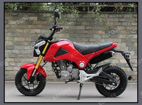 Chinese Cheap 50cc Motorcycles 50cc Monkey Bike Msx 50 For