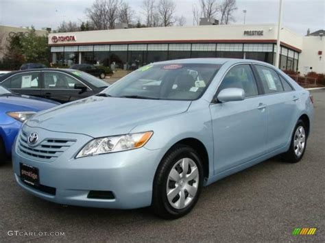 2008 Toyota Camry Le by 2008 Sky Blue Pearl Toyota Camry Le 22148127 Gtcarlot