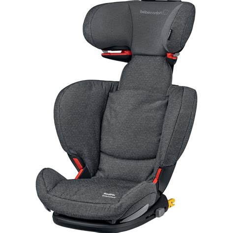 ce siege air siège auto rodifix air protect sparkling grey groupe 2 3