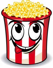 Popcorn clipart images