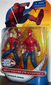 Wrestling Spider-Man Action Figure