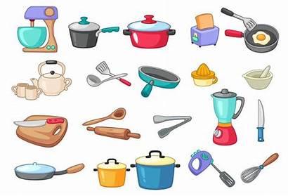 Utensils Kitchen Cocina Cuisine Utensilios Ustensiles Clip