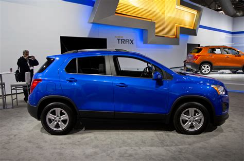 Top Rated Small Suvs 2015 Chevrolet Trax Awd