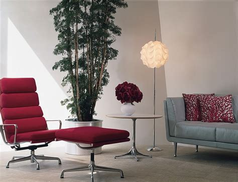 herman miller eames soft pad chair lounge chair gr