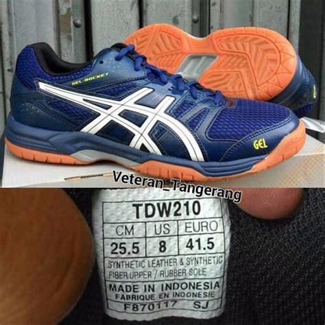 jual best sale sepatu volley asics gel rocket tactic original indoor limited edt di lapak mh