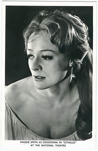 National Theatre. Maggie Smith (Desdemona) | Flickr ...