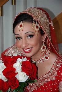 Indian Bridal Makeup Red | www.pixshark.com - Images ...