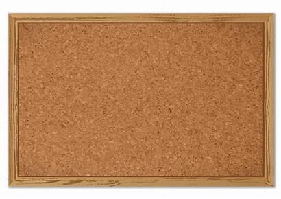 Board Cork Clipart Mockup Domain Quadros Transparent