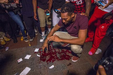 Charlotte Protests Turn Violent As Man Is Shot By A
