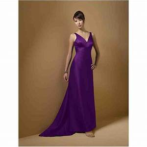 long purple bridesmaid dresses cheap wedding and bridal With long purple dresses for weddings