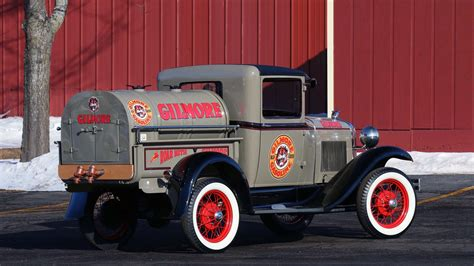 ford model  gilmore tanker  denver