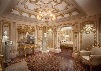 Classic Bedrooms Luxury Bedroom Interior Italian Villa