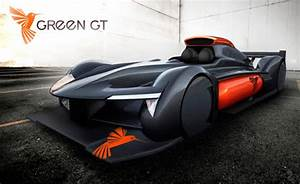 Hydrogen Fuel Cell Race Car Headed To 24 Hours Of Le Mans