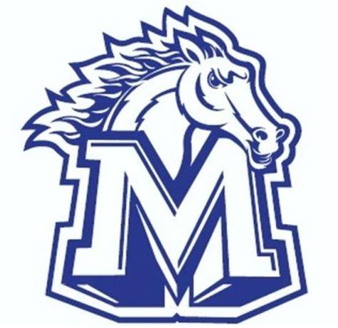 mustang horse logo licking county mustangs 14u 2015