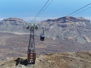 Spain: Tourists Rescued From Tenerife Volcano After Cable ...