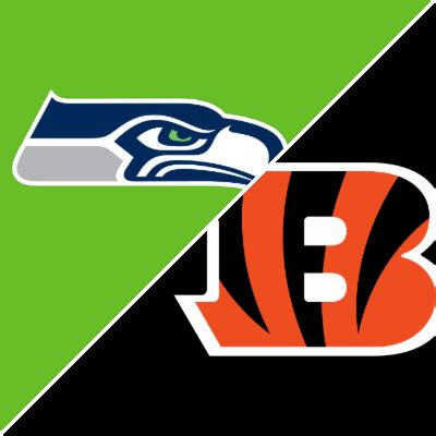 seahawks  bengals game summary october   espn