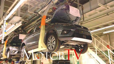 2017 Seat Arona & Seat Ibiza Production (no