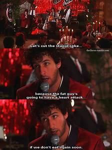 Adam Sandler Is... Adam Sandler Wedding Quotes