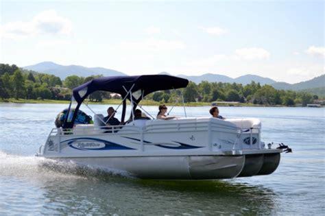 Pontoon Sports by Sport Pontoon Boundary Waters Marina