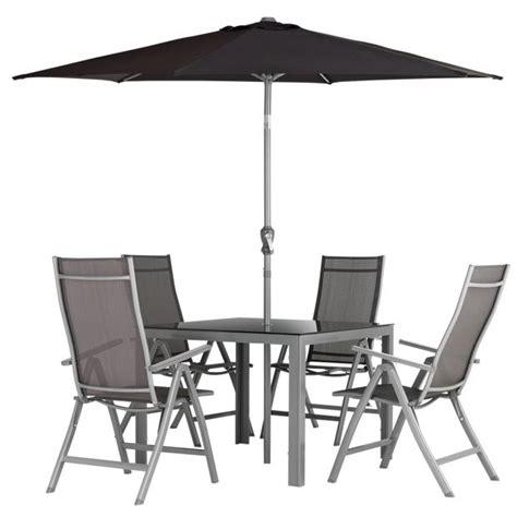 buy malibu 4 seater steel patio set at argos co uk your